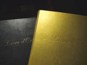 The Livre D'Or