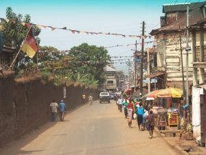 Central Freetown