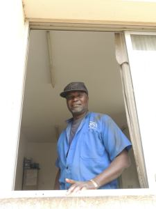 With thanks to M. Ousman Diop, boss of the sewage depot at Pikine Ouest